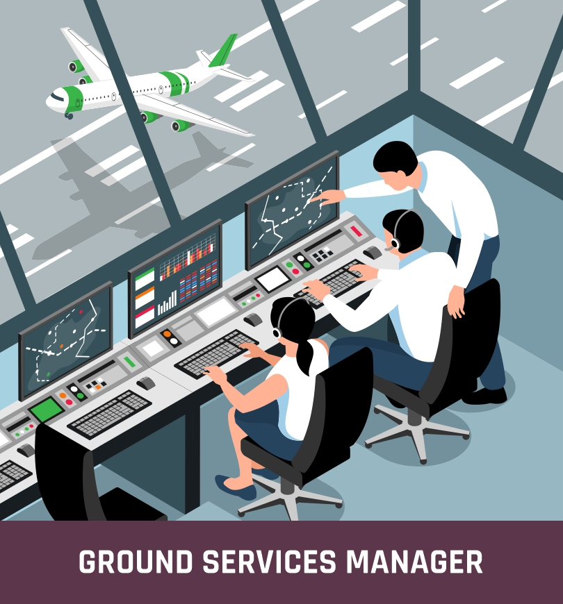 ground-services-manager